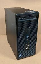 HP ProDesk 400 G3 MT Business PC Desktop Computer CASE ONLY