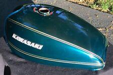 1977 Kawasaki KZ 1000 Fuel Tank Gas Original Paint