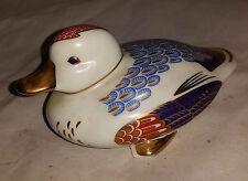 Vintage Ceramic Duck - Japan