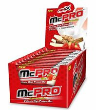 Amix Max Pro protein bar 24x35gr. barritas de proteina cookies