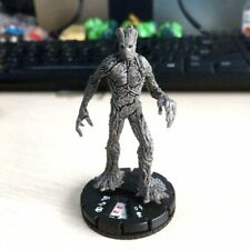 "Marvel Heroclix Groot Miniture Centerpiece Rare 2014 2.75"" figure toy - no cards"