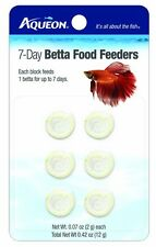 Aqueon Food Betta Feeder 7 Day 6pk (Free Shipping in USA)