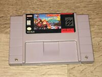 Donkey Kong Country 3 Dixie's Super Nintendo Snes Battery Saves Tested Authentic