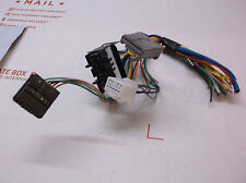 2007..07 TOYOTA RAV4 TEMPERATURE/CLIMATE CONTROL HARNESS/WIRES/PLUGS
