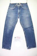Levi's 505 Regular fit (Cod.H1836) tg 48 W34 L32 jeans  usato vintage