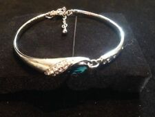 Crystal Leather Costume Bracelets
