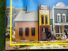 PIKO Saloon no. #62218 G Scale Pleasantown Collection Model Building Kit VTG