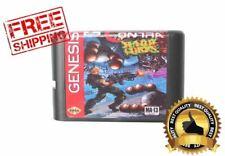 Contra The Hard Corps Sega Cartridge Megadrive Genesis Game 16 bit Card New Top
