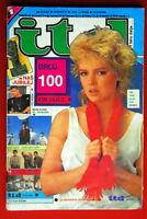KIM WILDE ON COVER 1984 RARE EXYUGO MAGAZINE