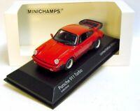 1:43 MINICHAMPS 1979 PORSCHE 911 (930) Turbo red LE 500 pcs. ck-modelcars Excl.
