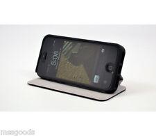 Incipio Apple iPhone SE/5/5S  Black LGND Premium Hard Shell Folio Kickstand Case