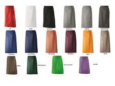 Exner Vorbinder Vorstecker Schürze Bistroschürze 80x45 verschiedene Farben