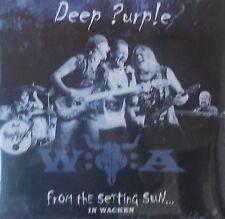 DEEP PURPLE from the setting sun... in wacken Foldout Sleeve 3 LP NEU OVP/Sealed