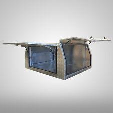 Extra Cab Ute Aluminium Canopy Toolbox 1780x2100x850 Tool Box 3 Door