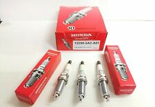 4x NGK Spark Plugs 12290-5A2-A01 DILKAR7G11GS for Honda Accord Civic Acura ILX