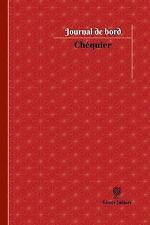 Journal/Carnet de Bord: Chéquier Journal de Bord : Registre, 100 Pages, 15,24...