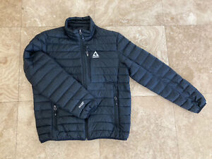 Gerry Fill-Power 650 Down Jacket Coat Puffer - Men's Large L - Black - Great