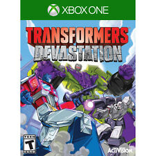 Transformers: Devastation Xbox One [Factory Refurbished]