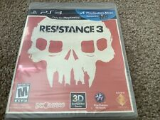 *Brand New & Factory Sealed* Resistance 3 Sony PlayStation 3, PS3, AUTHENTIC