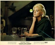 VIRNA LISI  ASSAULT ON A QUEEN ORIG 8X10 PHOTO X4126