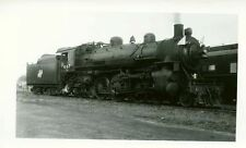 7B788 RP 1954 C&NW CHICAGO & NORTH WESTERN RAILROAD ENGINE #647