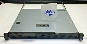 DELL POWEREDGE R210 II E10S INTEL XEON E3-1220 3.10GHz 8GB RAM NO HDD 1U SERVER