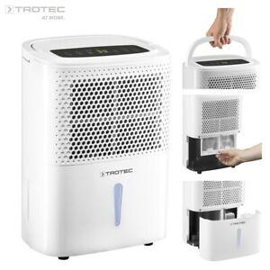 TROTEC Luftentfeuchter TTK 26 E Entfeuchter Raumentfeuchter Trockner Bautrockner
