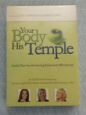 Your Body His Temple DVD Set of 8 Life Outreach International Self Help New Lot