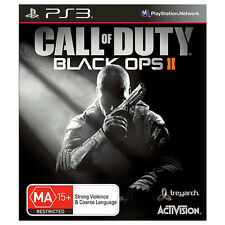 Call of Duty: Black Ops II Sony PlayStation 3 game Brand New SAME DAY POSTAGE
