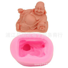 3D Maitreya Soap MoId Candle Mold Handmade Silicone Cake Baking Tool New