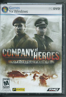 Company of Heroes: Opposing Fronts (Windows 10 Compatible, PC, 2007) New.
