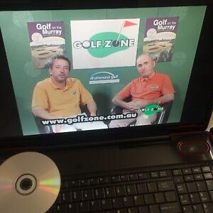 Golf Zone Series V 5 Instructional DVD Set Episodes 1-3 & 7-10