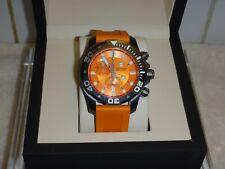 Victorinox Swiss Army - Dive Master 500 - Orange - Chrono Watch - New !