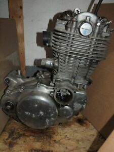 Motor Yamaha SR 500 engine # XT 500 #3