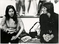 Udo Jürgens mit Fan, Orig. Presse-Photo von 1971