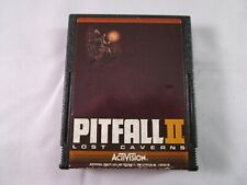 PITFALL II Atari 2600 Game - Clean Tested - 30 Day Warranty - Quality Label
