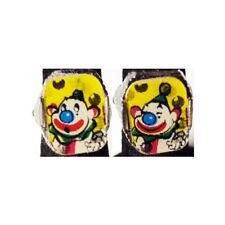 Rare 1960's Vari Vue Early Issued Juggling Clown Flicker Ring