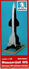 Brengun 1/48 WASSERFALL WS German WWII Anti Aircraft Guided Missile