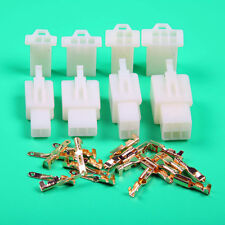 2.8mm Mini electrical wire Connector Kits 2 3 4 6 Way bike Motorcycle connectors