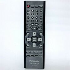 Panasonic EUR7621010 DVD Remote Control for DVD-S31 DVD-S31A DVD-S31S DVD-S35