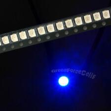 100 3528 BLUE 1210 PLCC-2 LED BULB LAMP CAR HOUSE POWER TOP SMD SMT LIGHT CHIP