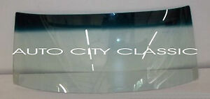 Windshield Glass 1963 - 1965 Ford Fairlane 2 Door Hardtop 1963 Mercury Meteor GB