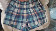 Pair Of M&S PURE COTTON Boxers Shorts Size: 16
