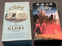 Glory & The True Story of Glory Continues {VHS 1991} Collector's Edition Box Set