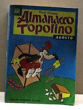 ALMANACCO TOPOLINO - AGOSTO 1971 [fumetto, albi d'oro, n.176, walt disney]