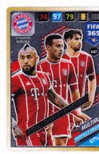Bayern München Multiple Attacking Trio Panini Adrenalyn XL 2018 Fifa 365 #447