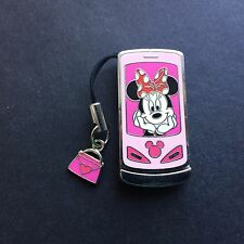 Cell Phone - Minnie Mouse Slider Disney Pin 61941