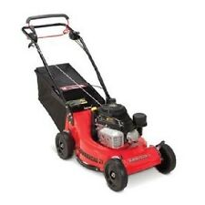 Lawn Mower, Gravely Commercial 21, Heavy Duty Push Mower