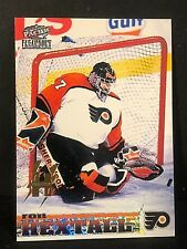 RON HEXTALL 1998-99 Pacific Paramount HOLO-ELECTRIC Parallel Card #174 SN #d /99