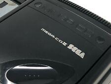 Sega Mega-CD II - Refurbished + New Capacitors + Region Free BIOS + Battery